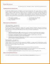 Administrative Assistant Resume Samples Administrative assistant Resume Samples Unique Writing Sample for 85