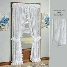impressive criss cross curtains and top 25 best priscilla curtains ideas on home decor country