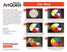 Choose from 114 printable rulers, in pdf format, that you can download and print for free. Color Theory Frist Art Museum