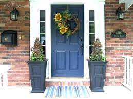 door entrance decor front decorating ideas bathroom entry en house hall design entryway dec front door entrance