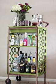 check out this beautiful bygel bar cart diy theflairexchangecom check beautiful diy ikea