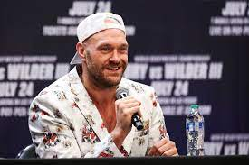 Tyson Fury Tests Positive for Covid ...