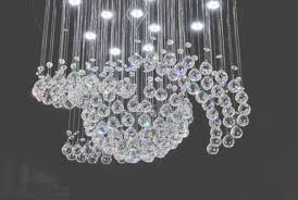 led large modern chandeliers 35 best collection of oversized led light chandelier