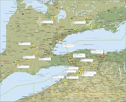 over the air hd tv antenna channel line for toronto gta area up