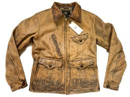 domestic regular y273 240y1 000 start rrl leather news boy jacket masterpiece exhibition limited ralf polo ron herman first come first served
