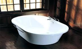 freestanding whirlpool tub photo 2 of 4 bathtubs idea air jet tubs reviews
