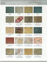 Westcoat Epoxy Color Chart Colors West Coast Deck Waterproofing