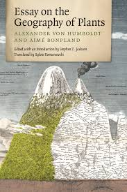 essay on the geography of plants von humboldt bonpland jackson addthis sharing buttons