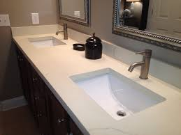 Bathroom Granite Countertops Bathroom Countertops Tile Mitered - Granite countertops for bathroom