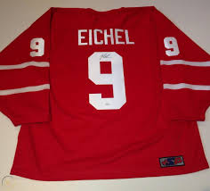 His body, however, is the result of good genes, and. Jsa Jack Eichel Signed 9 Boston University Hockey Throwback Jersey Terriers Bu 1727900962