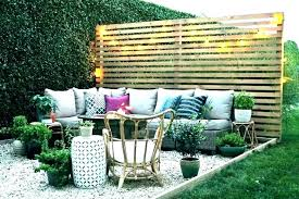 outdoor privacy screen ideas oor privacy ideas wall screens project build an deck screen design oor