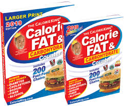 Food Calorie Book Food Nutrition Facts And Free Calorie Counter Calorieking