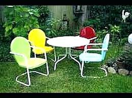 Retro aluminum patio furniture Yard Retro Patio Furniture For Sale Retro Outdoor Furniture Antique Vintage Metal Chair Parts Deck Chairs For Rechitsastyleinfo Retro Patio Furniture For Sale Rechitsastyleinfo