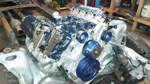 FORD 6.0L Diesel ~Failed BlackWater Engine ReBuild in HyperSpeed ...