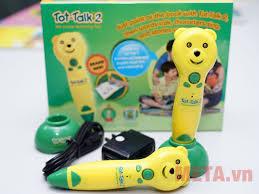 Bút học tiếng Anh Tot-Talk 2 dành cho bé (1 đến 12 tuổi) - META.vn