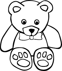 Small Picture To Print Bear Coloring Pages 78 For Your Pictures with Bear