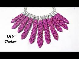 diy polymer clay free jewelry making tutorials how to make polymer clay choker necklace