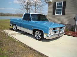 Inspire06 1986 Chevrolet C/K Pick-Up Specs, Photos, Modification ...