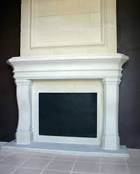 stone fireplace surround napoleon cast mantel cost