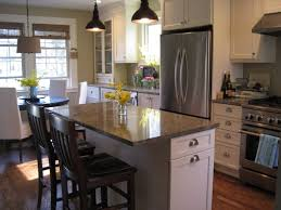 Granite Kitchen Island With Seating Small Island Kitchen Kitchen Small Island With Sink Chrome Metal