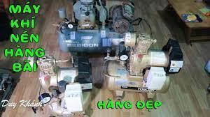 Máy Khí nén, Máy bơm hơi hàng nội địa nhật 0344301372 - YouTube