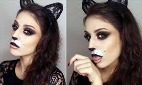 tutorial you for mugeek vidalondon for cute kitty cat makeup tutorial mugeek vidalondon super easy costumes