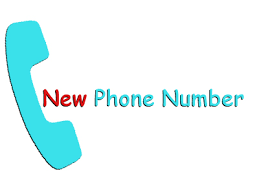 Image result for new phone number