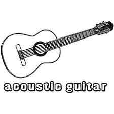 Learn coloring pages guitar happy coloring guitar. Top 25 Free Printable Guitar Coloring Pages Online