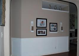 chair rail ideas and installation guide home design articles photos design ideas