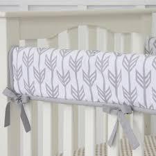mint arrow modern baby bedding  caden lane
