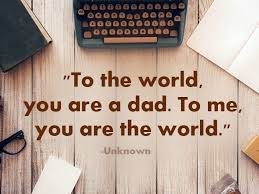 Dad Inspirational Quotes Classy Father's Day 48 48 Inspirational Quotes To Share With Your Dad On