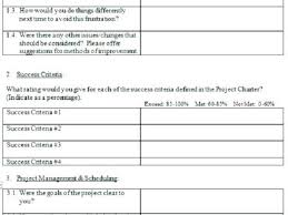 Project Management Post Mortem Template Business Post Mortem Template Highendflavors Co