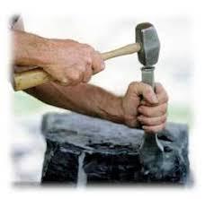 stone hammer and chisel. hammer-and-chisel stone hammer and chisel k