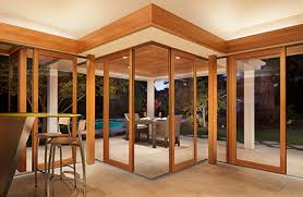 attractive sliding glass wall system design idea and more nanawall the nana h offer commercially rated swing door that can slide away