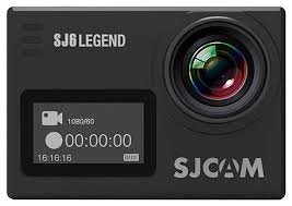 <b>экшн камера SJCAM SJ6</b> Legend Air black - черный купить по ...