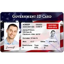 Usa Template Day With To Ships From Regard Government Same Idcreator 768×768 Station Patriotic Id Badge Templates Card -