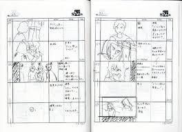 金沢伸明 アニメ 王様ゲーム 絵コンテ 1 検索 セル画 原画 レイアウト