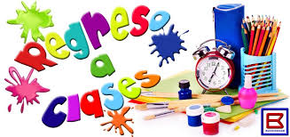 Image result for regreso a clases agosto 2015