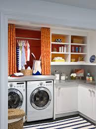 Washer Dryer Shelf 6 Tips For Storing Laundry Supplies Hgtv