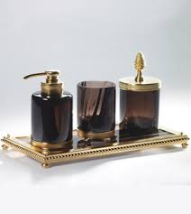 decorative bathroom soap dispensers. plain dispensers cristaletbronzedecorativeaccessorybathroomgoldobsidian in decorative bathroom soap dispensers o