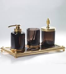 decorative bathroom soap dispensers. plain dispensers cristaletbronzedecorativeaccessorybathroomgoldobsidian in decorative bathroom soap dispensers o
