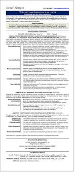 Sample Resume It Executive Certified Resume Writer