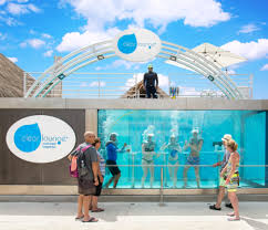 Image result for underwater oxygen bar cozumel