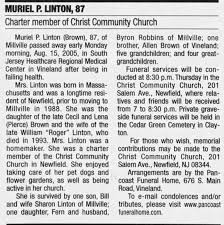 Muriel Phyllis Brown Obit - Newspapers.com