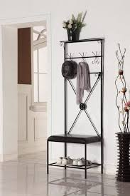 Shoe Rack And Coat Hanger Mudroom Bench With Hangers Hall Tree Ideas Entryway Bench 22