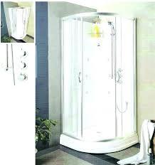 round shower stall corner shower stall ideas with tile stgeopg with regard to shower stall corner