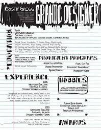 Best Graphic Design Resumes Graphic Designer Resume Examples ...