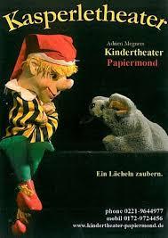 Bildergebnis für bilder kindertheater papiermonde