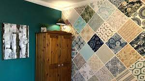 How to create a striking feature wall ...