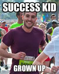 Success Kid Grown Up - Ridiculously photogenic guy - quickmeme via Relatably.com